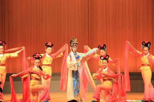 上海普陀区青少年中心